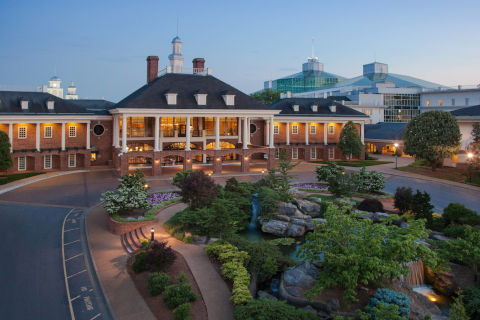 Jobs at Gaylord Opryland Resort USA