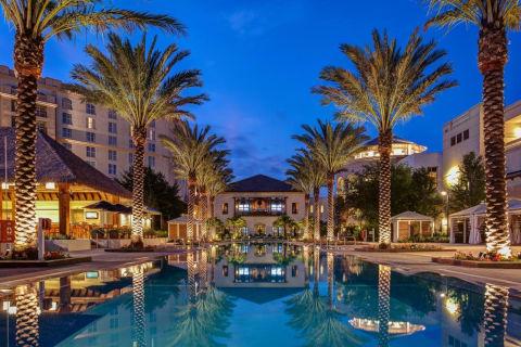 Jobs at Gaylord Palms Resort hotel USA